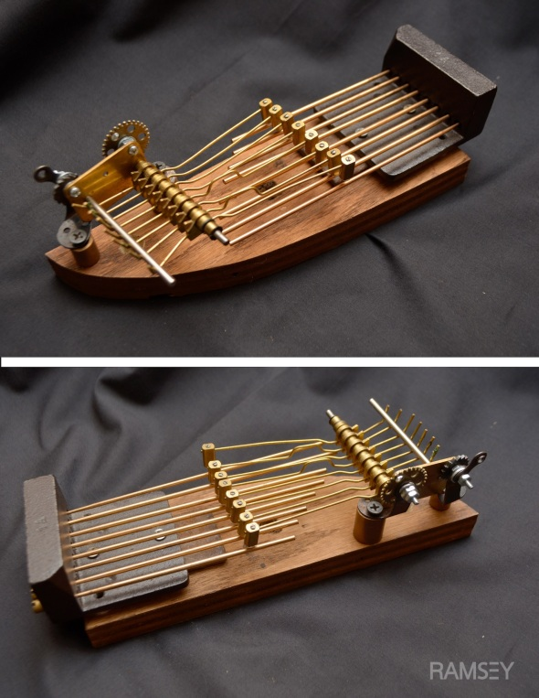 #27 Chime Hand Instrument